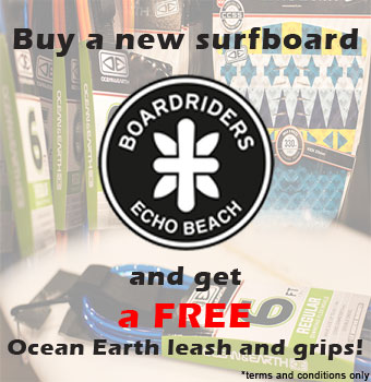 Boardriders Free Ocean Earth