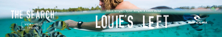 Rip Curl - Louie Left - 720x120