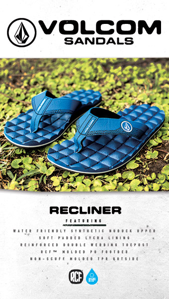 Volcom Welcome to Water Accesories 340x600