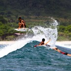 Lakey Peak groms prepare to tackle monster swell at Rip Curl GromSearch this weekend
