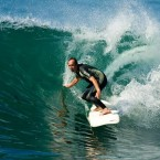 Surfing mixes with Chinese culture for ISA, ASP events