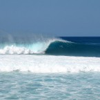Video: Pipe Firing At 8ft Yesterday