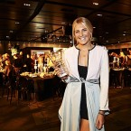 Stephanie Gilmore voted sportswoman of the year