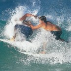 Video: Surf rage and violence in the waves