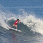 Big Waves Bring Big Moves on Day 2 of Oakley Pro 2012 at Canggu as Round 4 is Completed
