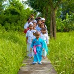 Orphaned children need compassion and care