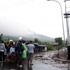 Four killed and 10 missing in Indonesian Floods