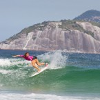 Stephanie Gilmore Leads Charge at Billabong Rio Pro