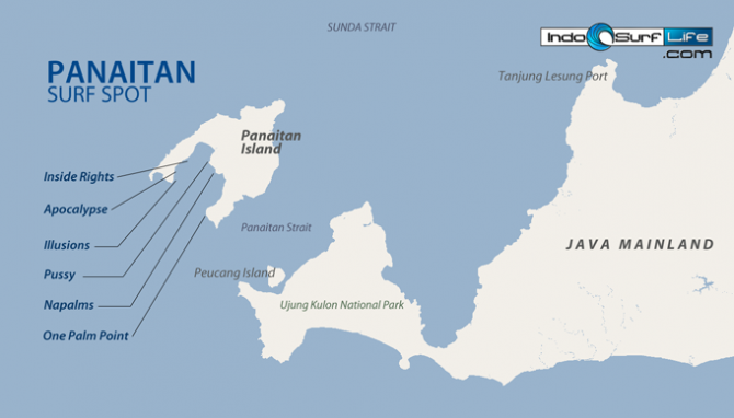 Download this Surf Spots Panaitan picture