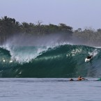 Photos: Barrels at the Bush