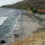 Vast coastal erosion threatens Bali shorelines