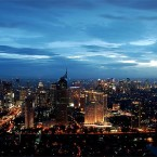 Jakarta is the seventh most hated city