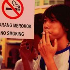 Bali's smoke-free zones bylaw delayed