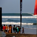 Padma Beach delivers perfect waves for Bali leg of Rip Curl GromSearch