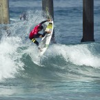 World's Best Flare Amidst Upsets at US Open of Surfing