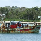 Mentawai boat trip detoured by asylum seekers
