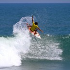 Surfers from Berawa to Tabanan competing in epic Canggu