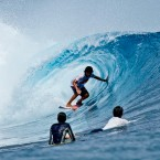 Photos: The tale of a Canggu Grom in the Mentawai