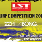 The Lembongan Surf Contest will run at Shipwrecks August 19 – 20