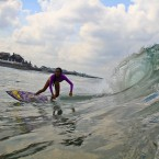 Photos: Surfer Girls hit Canggu