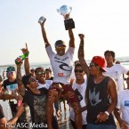 Raditya Rondi is 2012 Indonesian Surfing Champion