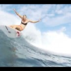 Video: Steph and friends going mad in the Mentawais
