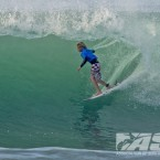 Upsets and Solid Surfing For Men's Round 2 of the Oakley World Pro Junior Bali