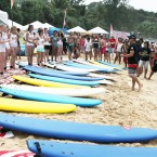 Photos: The 2012 Rip Curl Girls Go Surfing Day