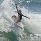 Women's Round 1 Lights Up the Oakley World Pro Junior Champs