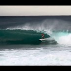 Video: Jamie O'Brien and the glassy caverns of Nias