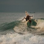 Jeren Kiring surfing Canggu today (1 of 4)