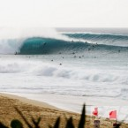 The Banzai Pipeline will continue to serve as the culminating event venue for the ASP World Tour season in 2013. Photo: ASP/Kirstin.
