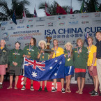 Team Australia wins ISA China Cup 2013