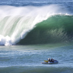 Kelly Slater Out of Mavericks Surf Contest