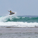 Rip Curl GromSearch Nusa Dua - The action