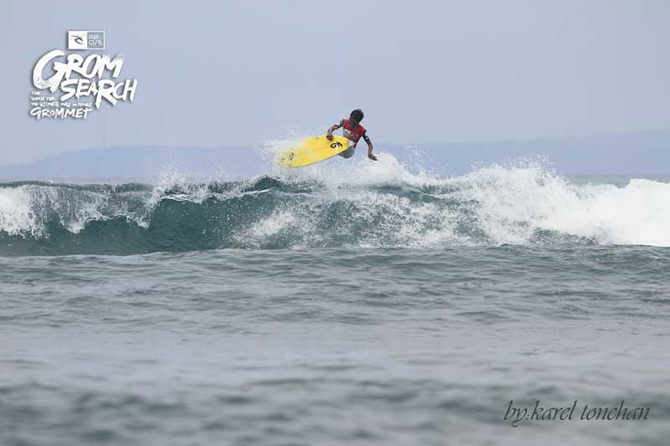 GromSearch Sanur Action