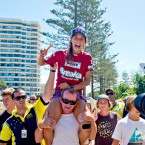 Sally Fitzgibbons Wins Breaka Burleigh Pro