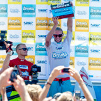 Owen Wright (AUS) 2013 Breaka Burleigh Pro Champion. Pic ASP/Will H-S