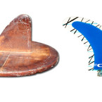Surf Fins: Then and Now