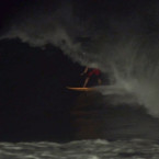 Video: Surfing Keramas in the Dark with Bruce Irons
