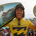 Jordy Smith is the new king of Rio pro 2013