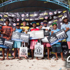 Highlights of the Rip Curl GromSearch Lakey Peak-Sumbawa
