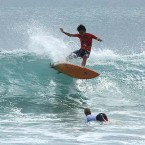 The Kecebong Indonesia Surf Series 2013 is off to an Excellent Start