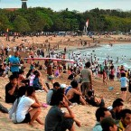 Bali is favored tourism promotion site