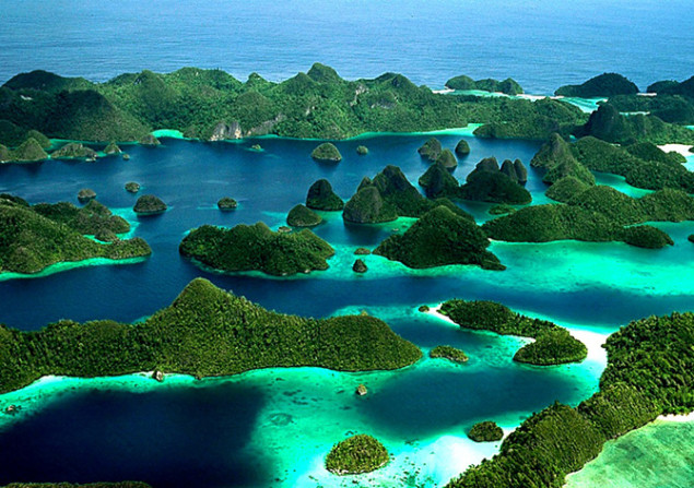 Dream Destinations In The World Indonesia Raja Ampat By David Doubilet National