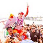 Carissa Moore Wins US Open of Surfing, Takes ASP Women's WCT Lead