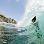Bali, a model for Asia's surfing development