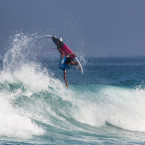 Raju Sena claims Rip Curl GromSearch National Finals at Kuta Beach
