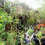 7 dead including foreign tourists after minibus plunges into ravine near Uluwatu