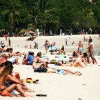 Australian tourists still dominate arrivals in Bali